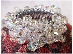 Cha Cha Crystal Expansion Bracelet