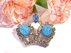 Jewel Crown Brooch