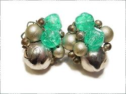 Vintage Bead Earrings