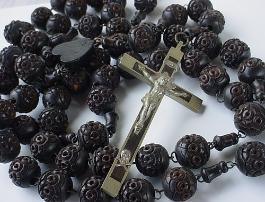 1700's -1800's Large Rosary