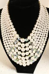 Grand Necklace | Vintage Seven Strand