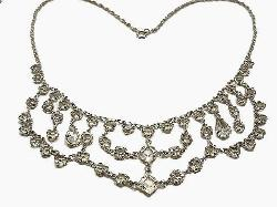 Antique Feston Necklace