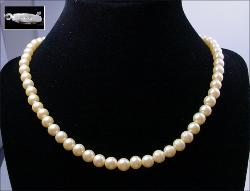 Pearl Necklace Strand 16