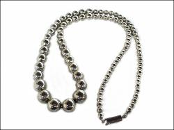 1950's-1960s Silver Necklace
