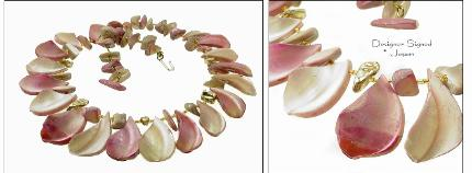 Love those Older vintage shell necklace? Shop vintage stores.