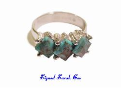 SC Turquoise Ring
