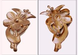 Vintage Dress Clips | Cheap Vintage Jewelry