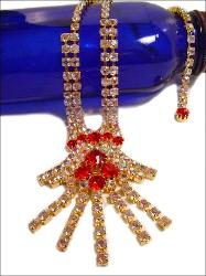 Red and Crystal RS Motif